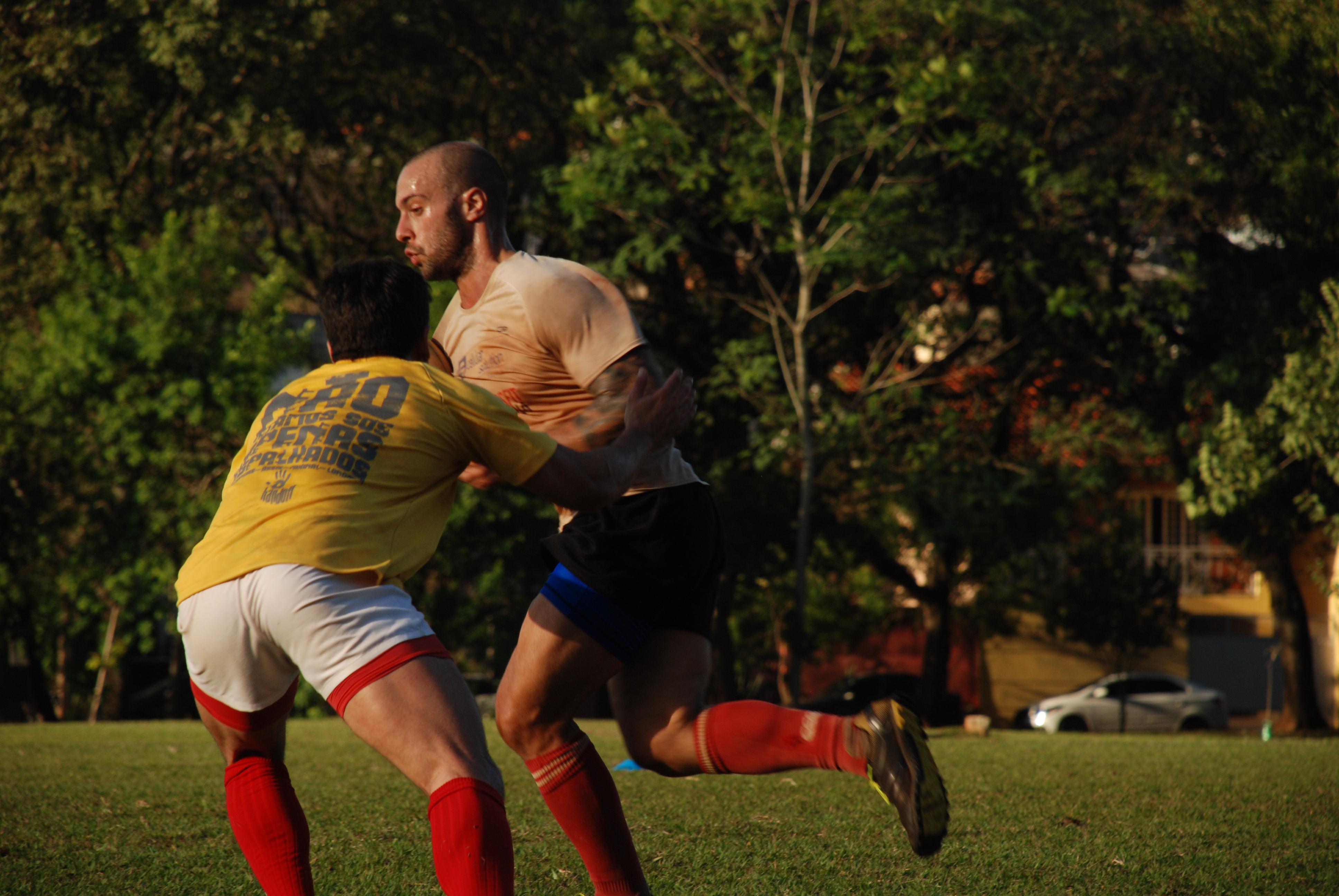 Rugby - Foto de Isaac Sitta
