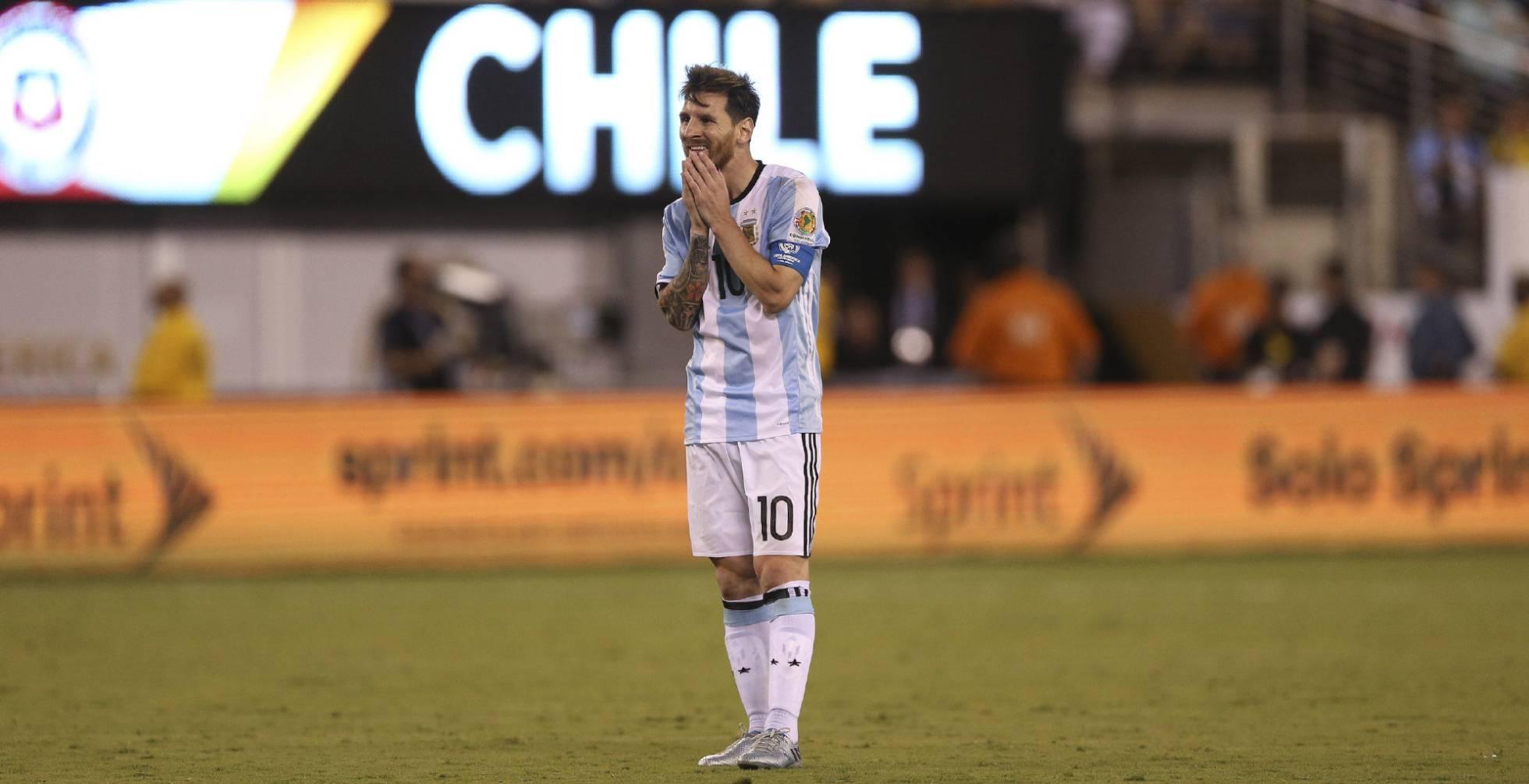 Messi_ Foto de David Fernández EFE