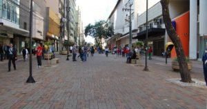 Comércio de rua não vai trabalhar nesta quinta. Foto: Sindecolon