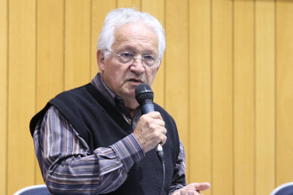 Pprojeto tem endereço certo: o presidente da Comissão de Ética, Gérson Araújo. Foto: Divulgação