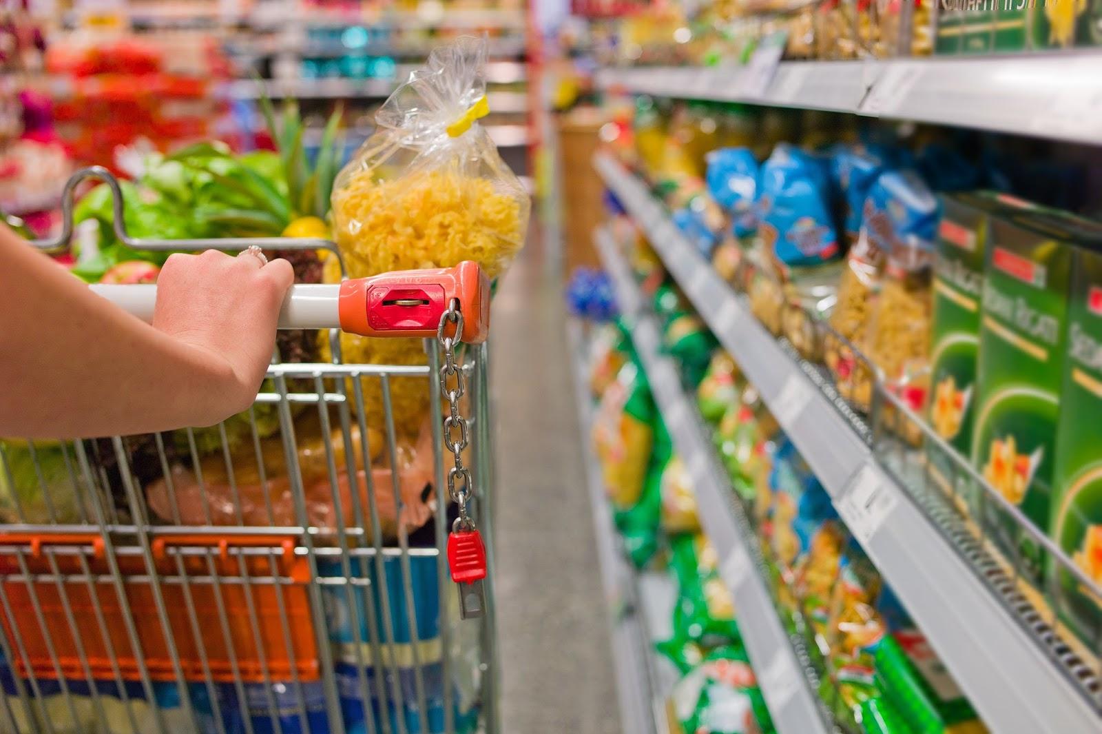 Supermercado. Foto: Divulgação