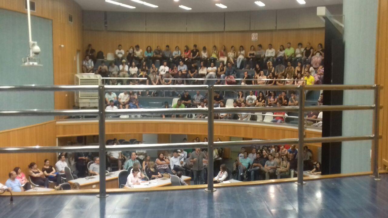 Audiência Pública - Cãmara de Londrina