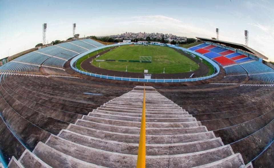 Estádio do Café - Foto Reprodução Internet