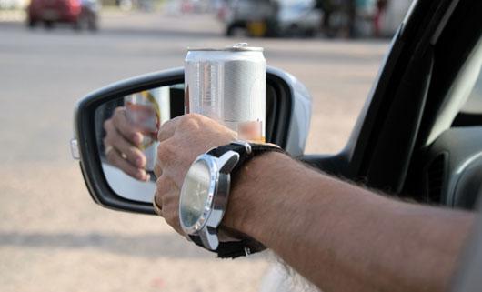 Embriaguez ao Volante - Foto de Rodrigo Sales