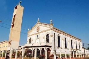 O santuário fica na rua Grajaú, 245. Foto: Divulgação
