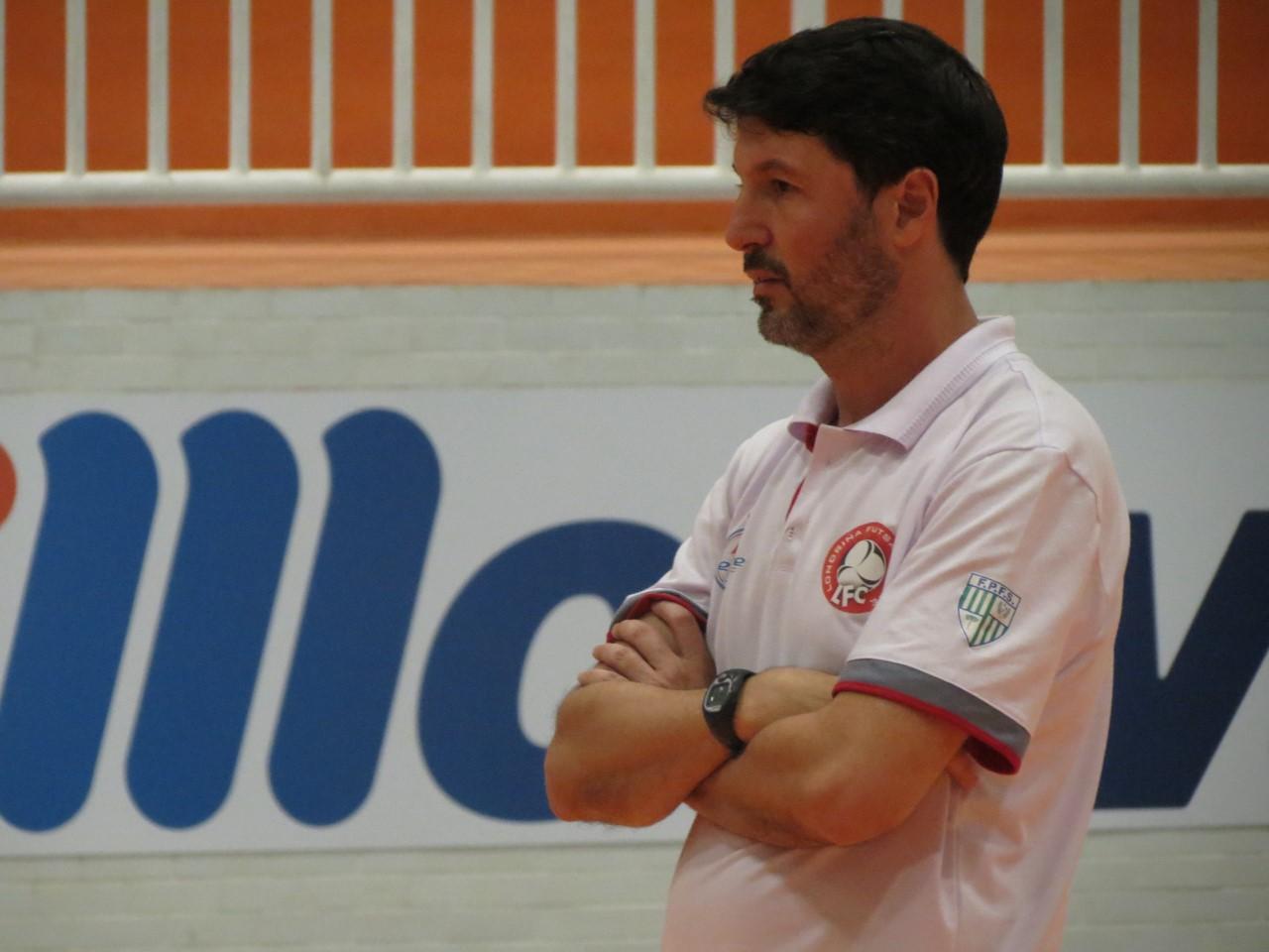 Wilton Santana técnico do Iate - Foto Divulgação