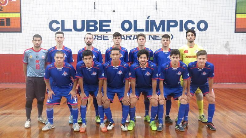 Iate Clube Futsal Sub-20 2016 - Foto Divulgação