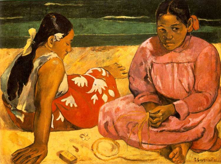obras de Paul Gauguin