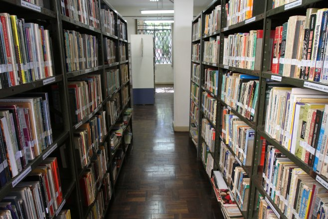 Biblioteca Londrina - Reprodução