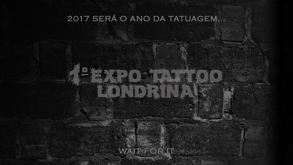EXPO TATTOO LONDRINA - DIVULGAÇÃO