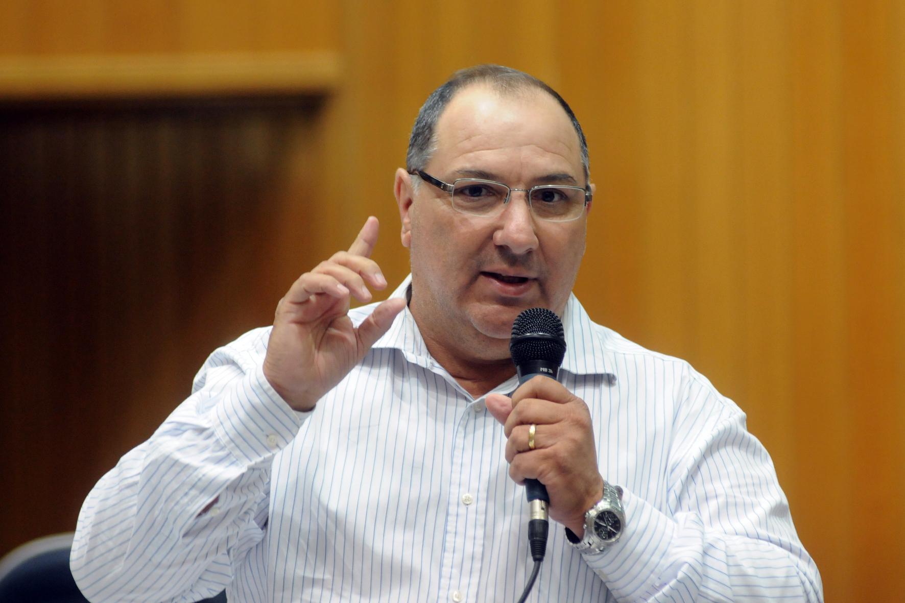 Deliberador está em seu segundo mandato. Foto: CML/Imprensa/Devanir Parra