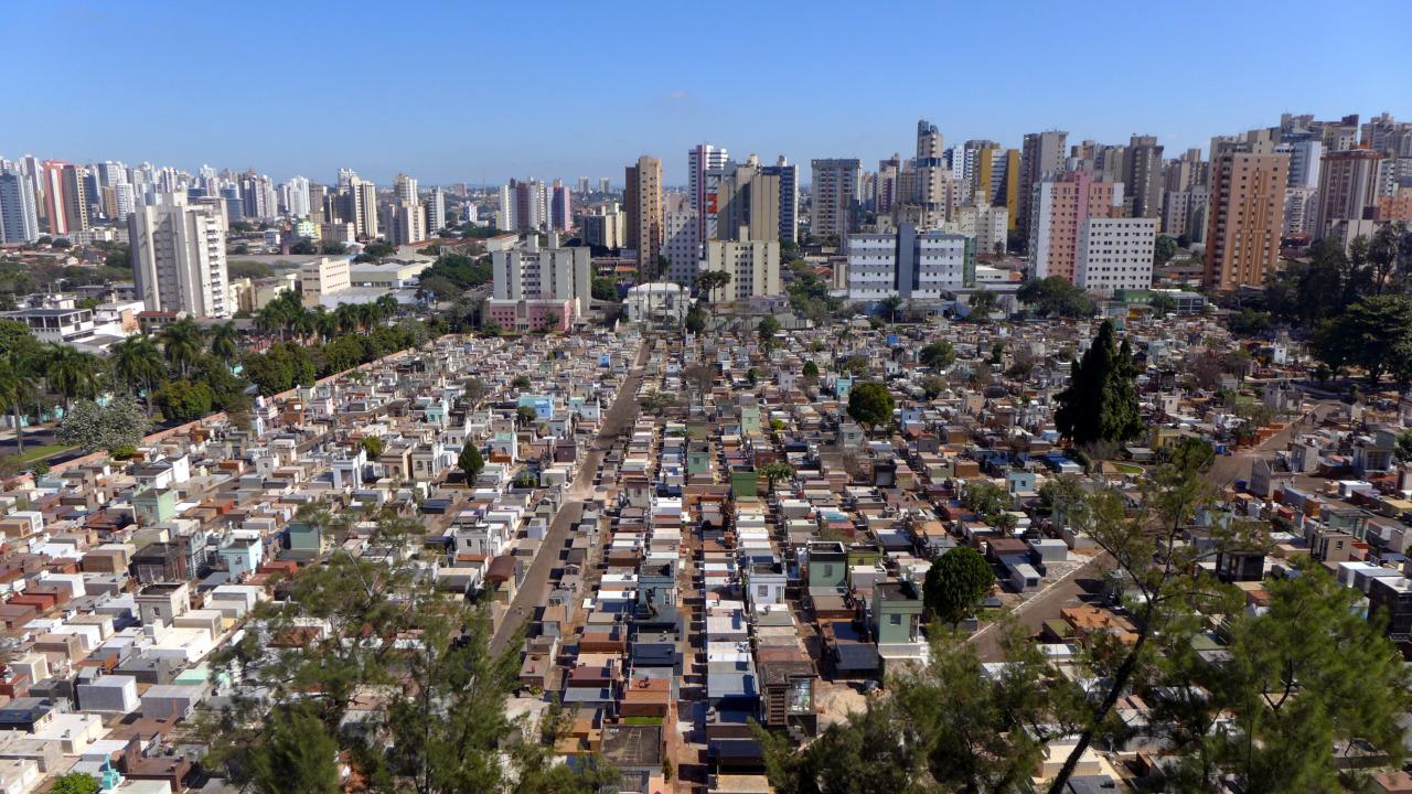 Cemitério São Pedro londrina_Divulgação