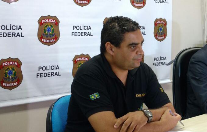 Delegado Sandro Viana. Foto: Redação Paiquerê