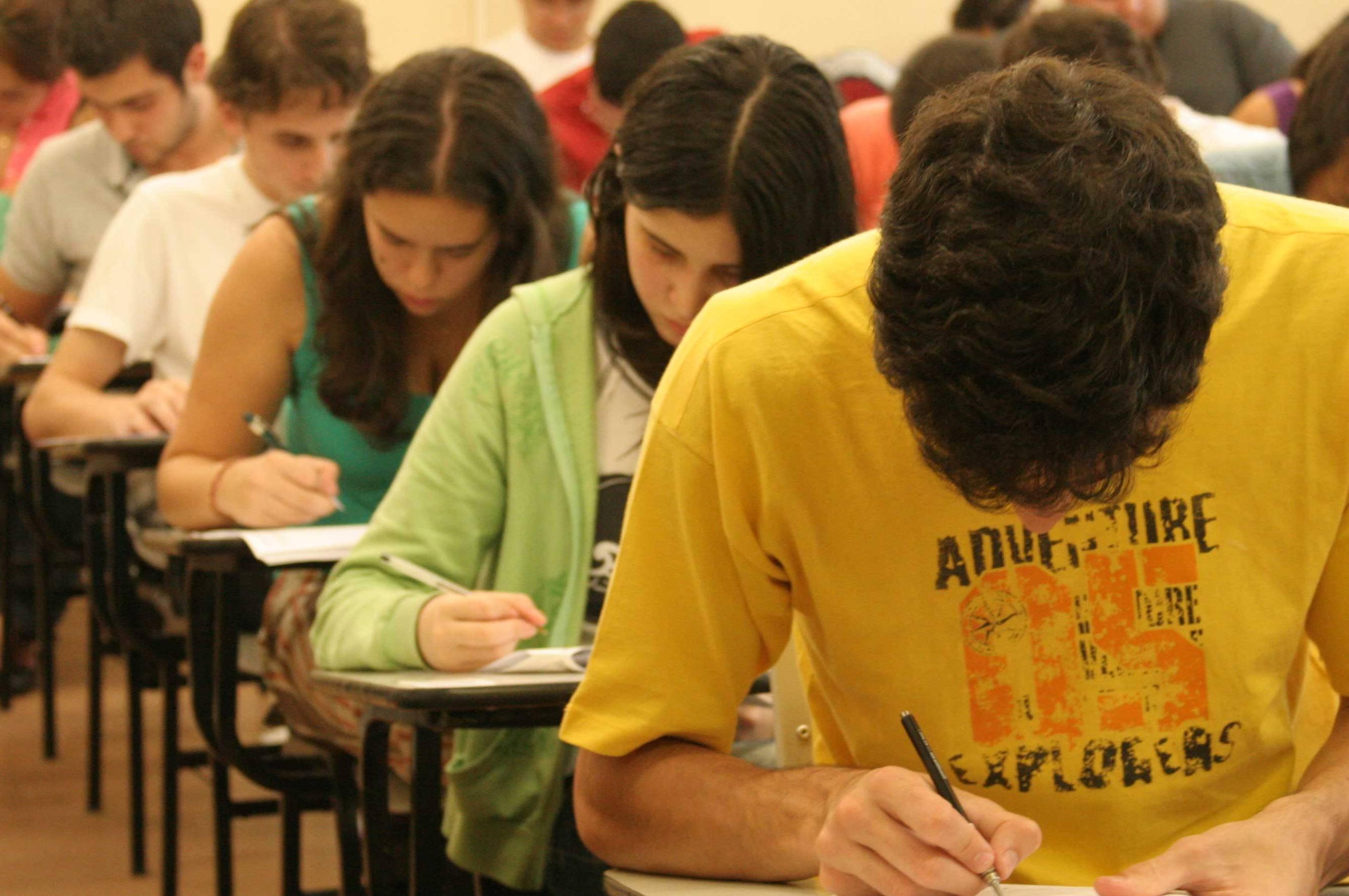 Estudantes ENEM