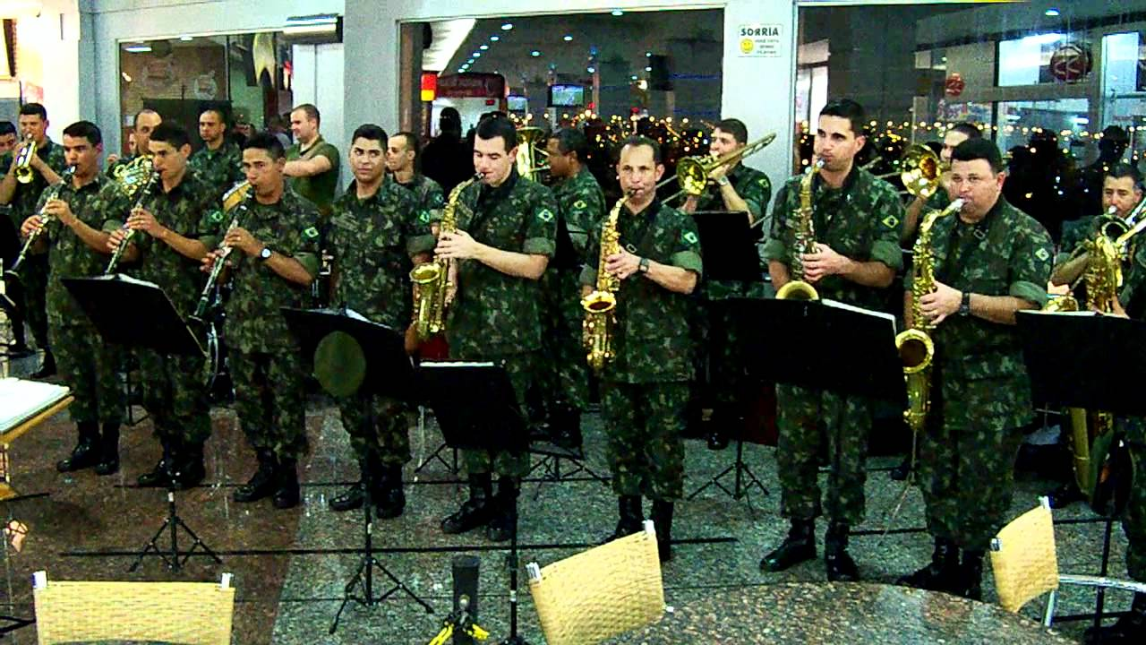 Banda de Música da 15ª Brigada de Infantaria Mecanizada