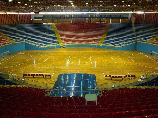 Moringão passará por reformas no piso. Foto: Divulgação
