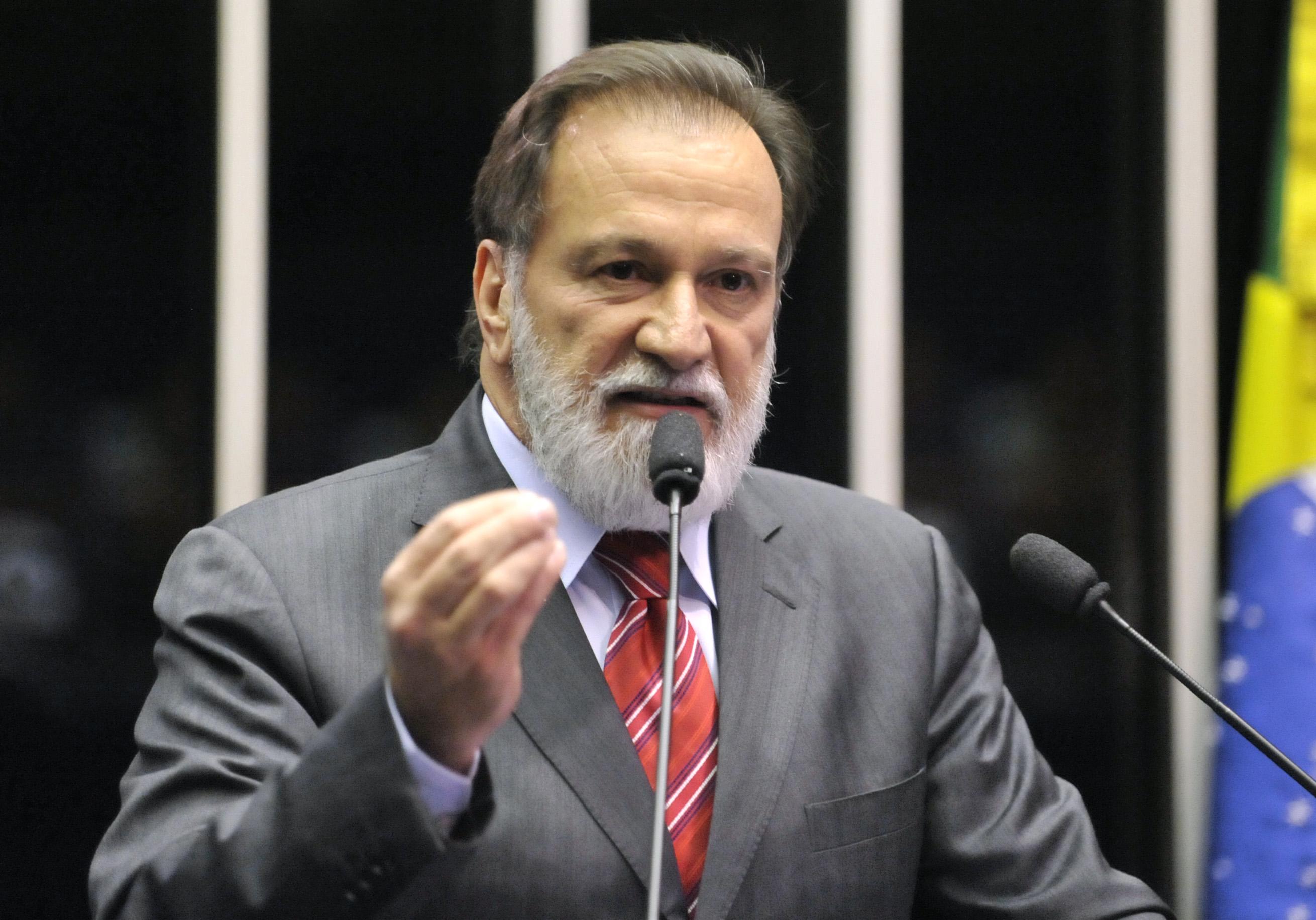 Osmar Dias é pré-candidato ao Governo do Estado. Foto: Divulgação