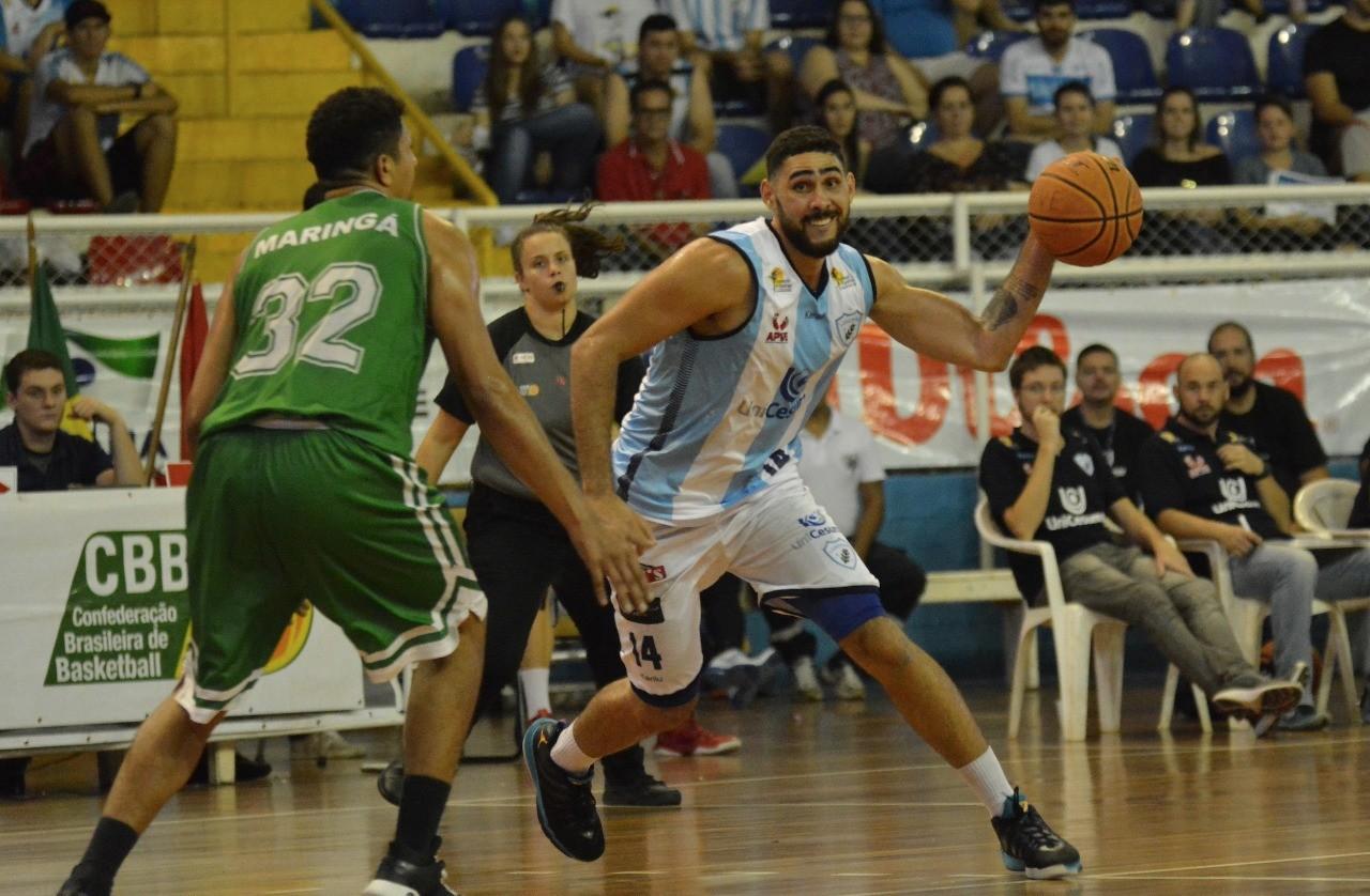 Londrina Unicesumar Basketball - Basquete Londrina - Foto: Gustavo Oliveira/LEC