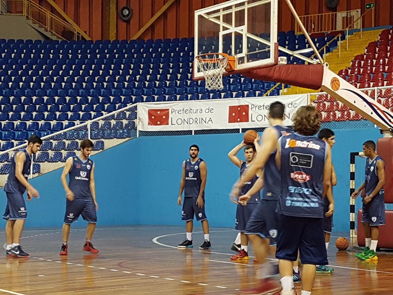 Basquete - Londrina Unicesumar Basketball - Foto: Divulgação
