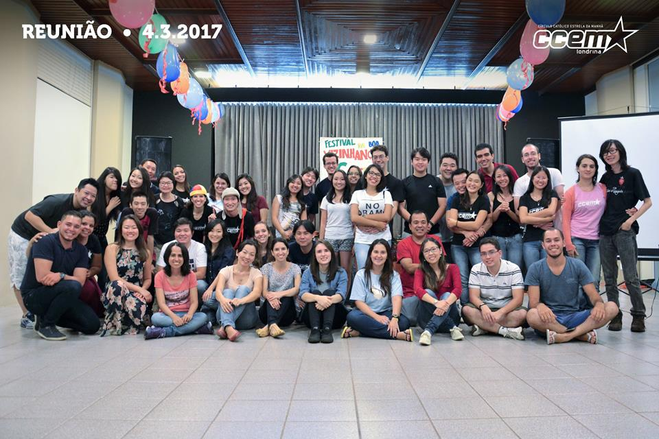 Grupo jovens Imaculada