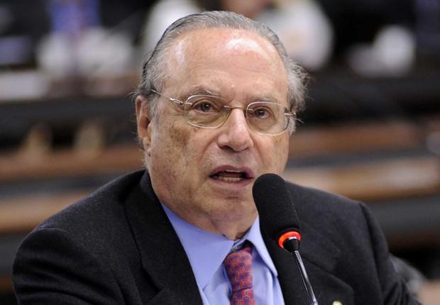 Deputado Paulo Maluf (PP-SP). Foto: Janine Moraes/Agência Câmara