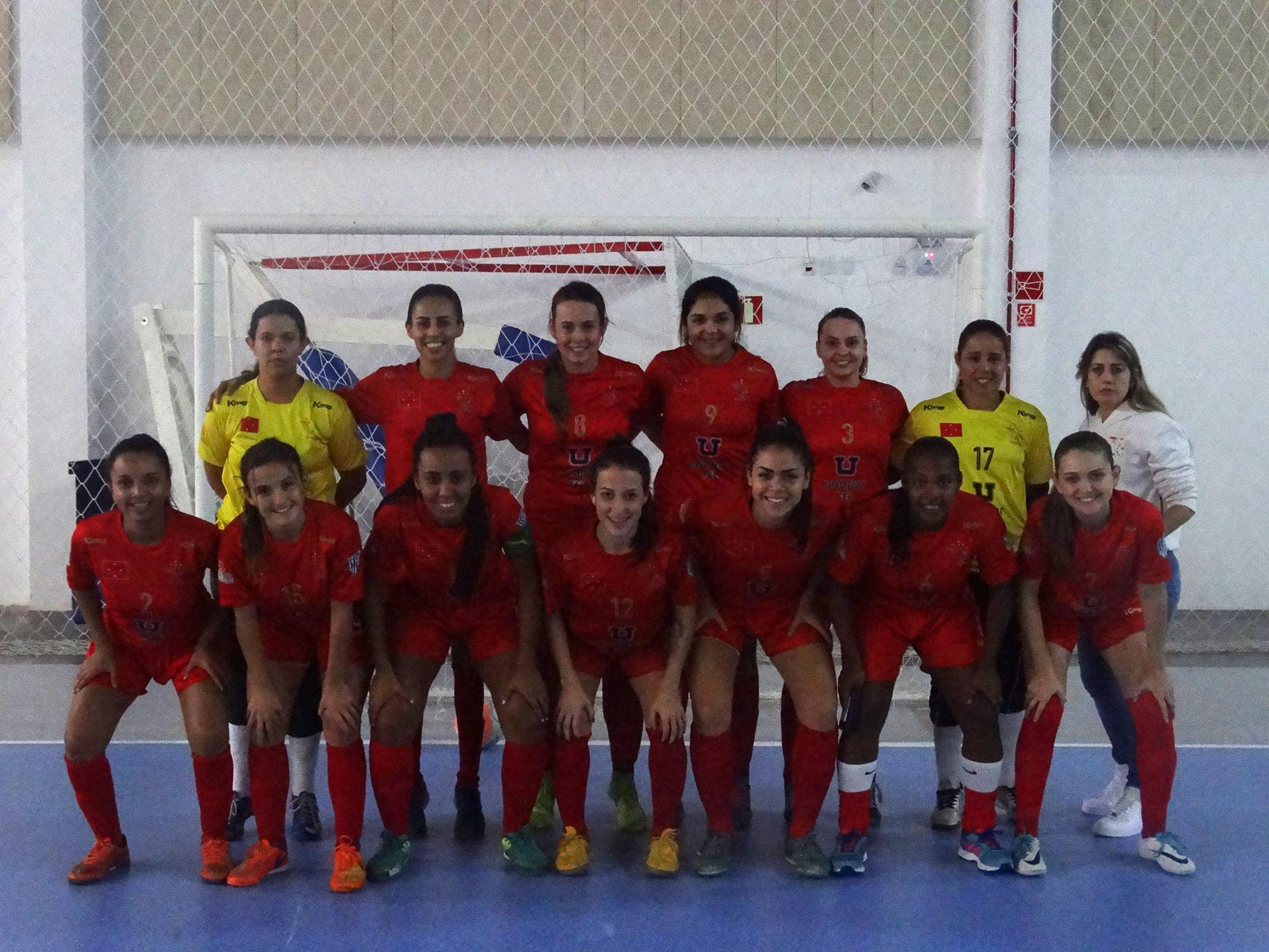 Unopar Londrina Futsal Femino - Foto Divulgação