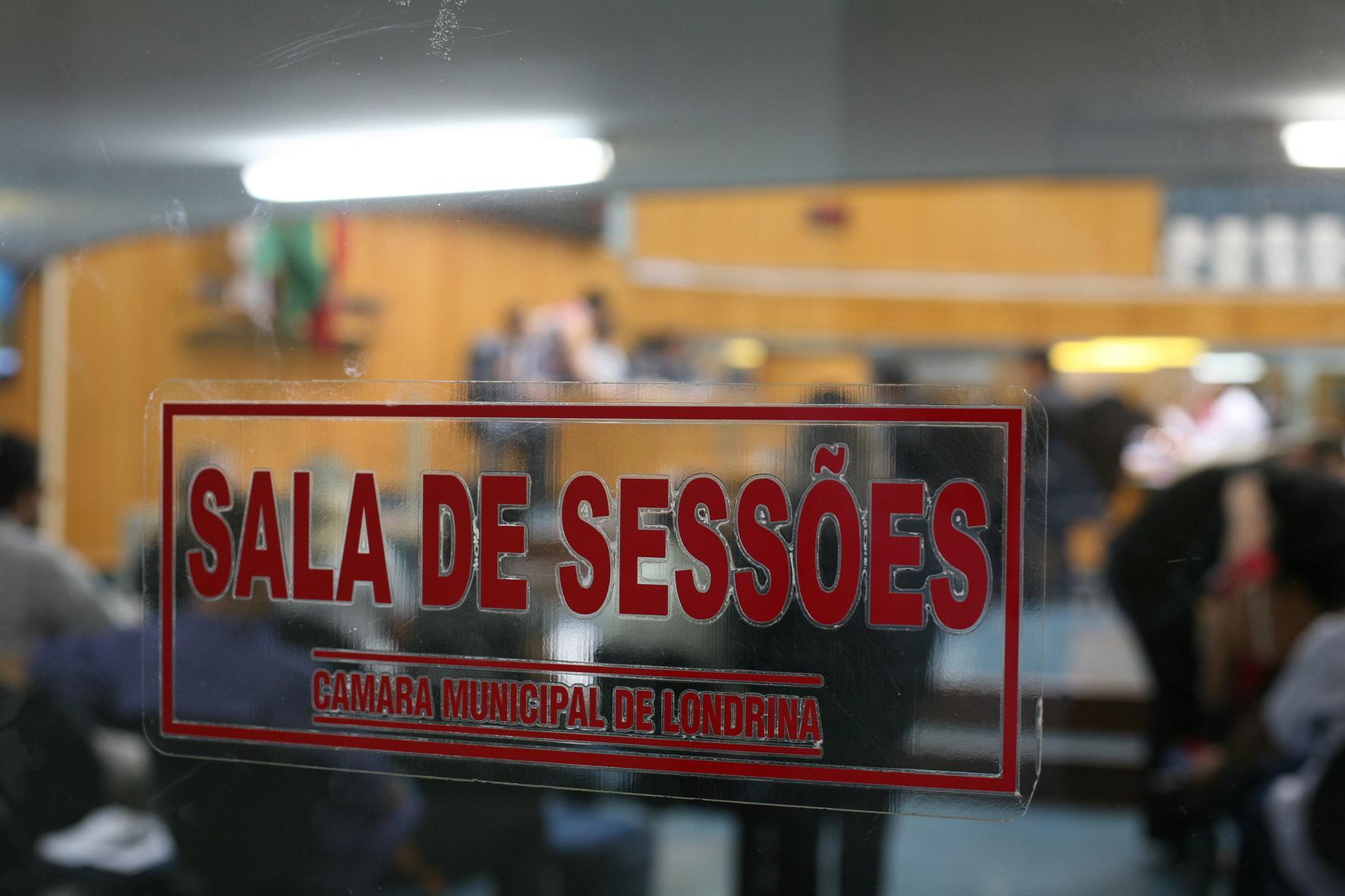 Câmara Municipal de Londrina - Foto Divulgação