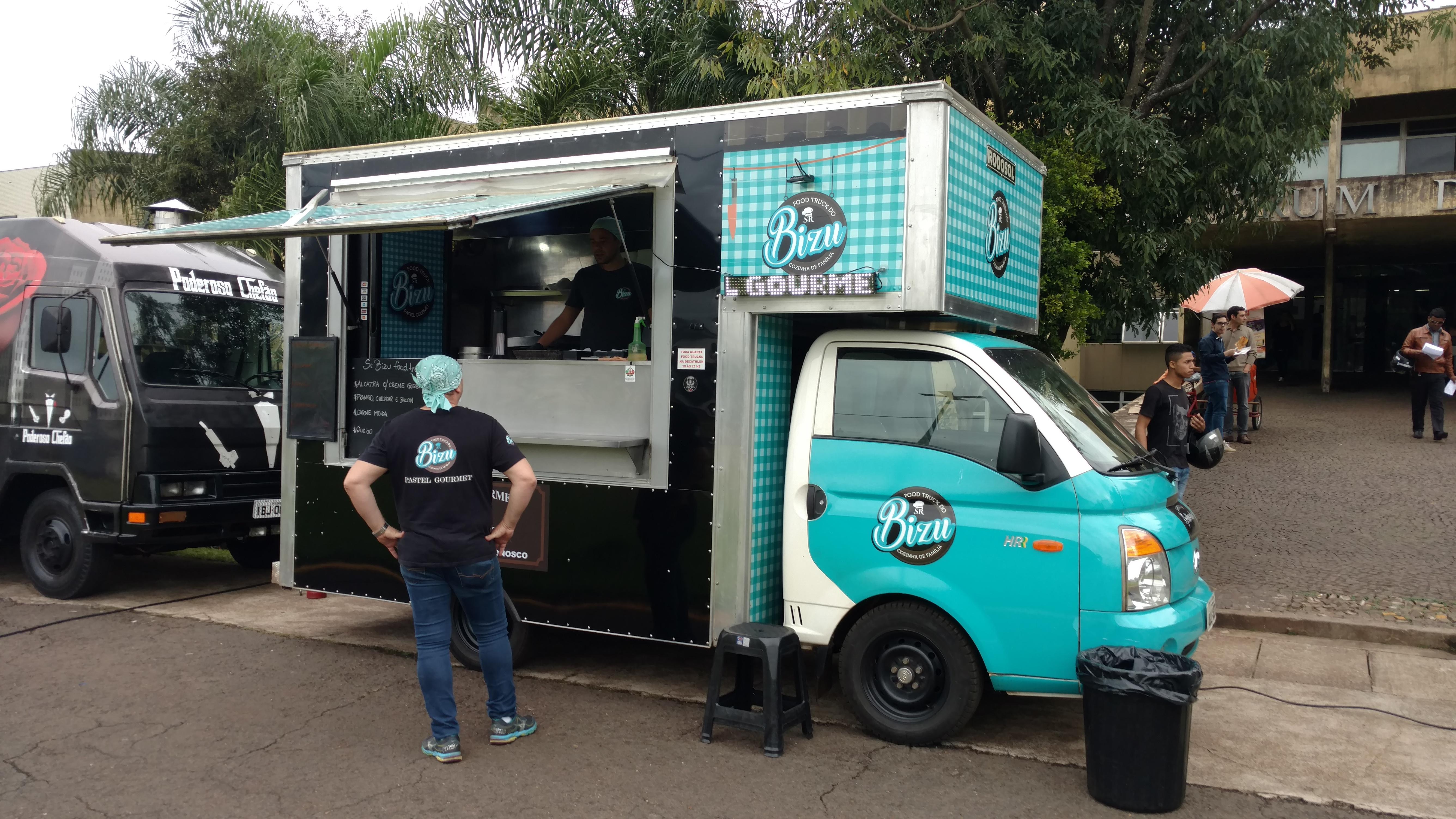 Regularização de Food Trucks e Food Bikes - Foto: Neto Almeida
