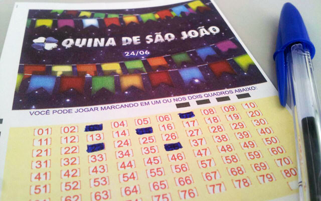 Quina de Sâo João - 2017