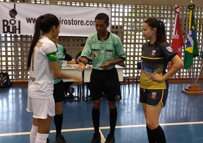 Unopar Londrina x Arapongas - Futsal Feminino 2017 - Foto Divulgação (2)