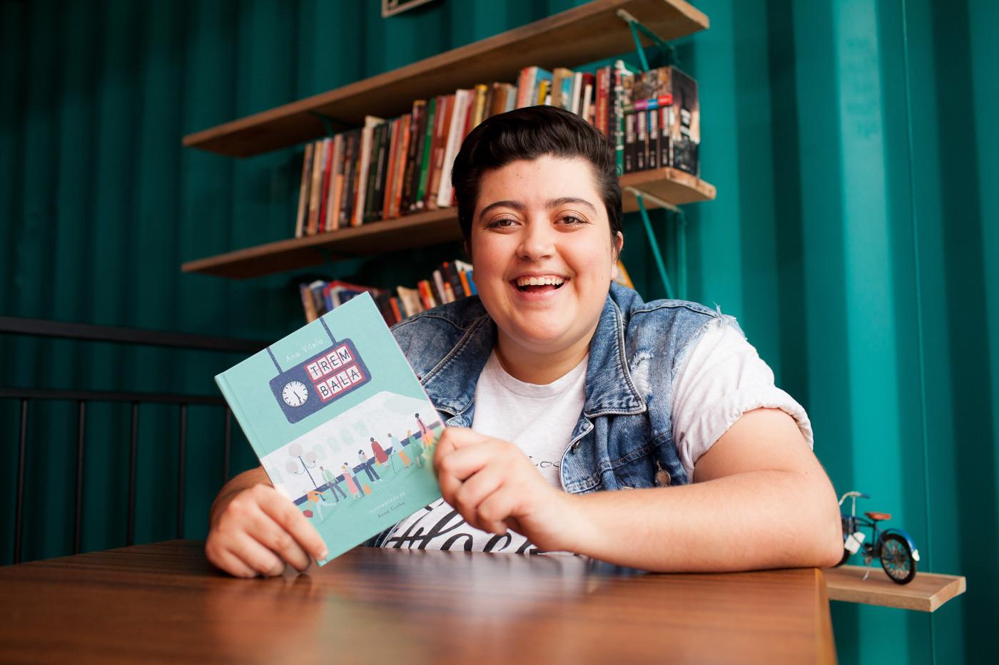 O lançamento da obra na Livrarias Curitiba terá a distribuição antecipada de 150 senhas. Foto: Divulgação