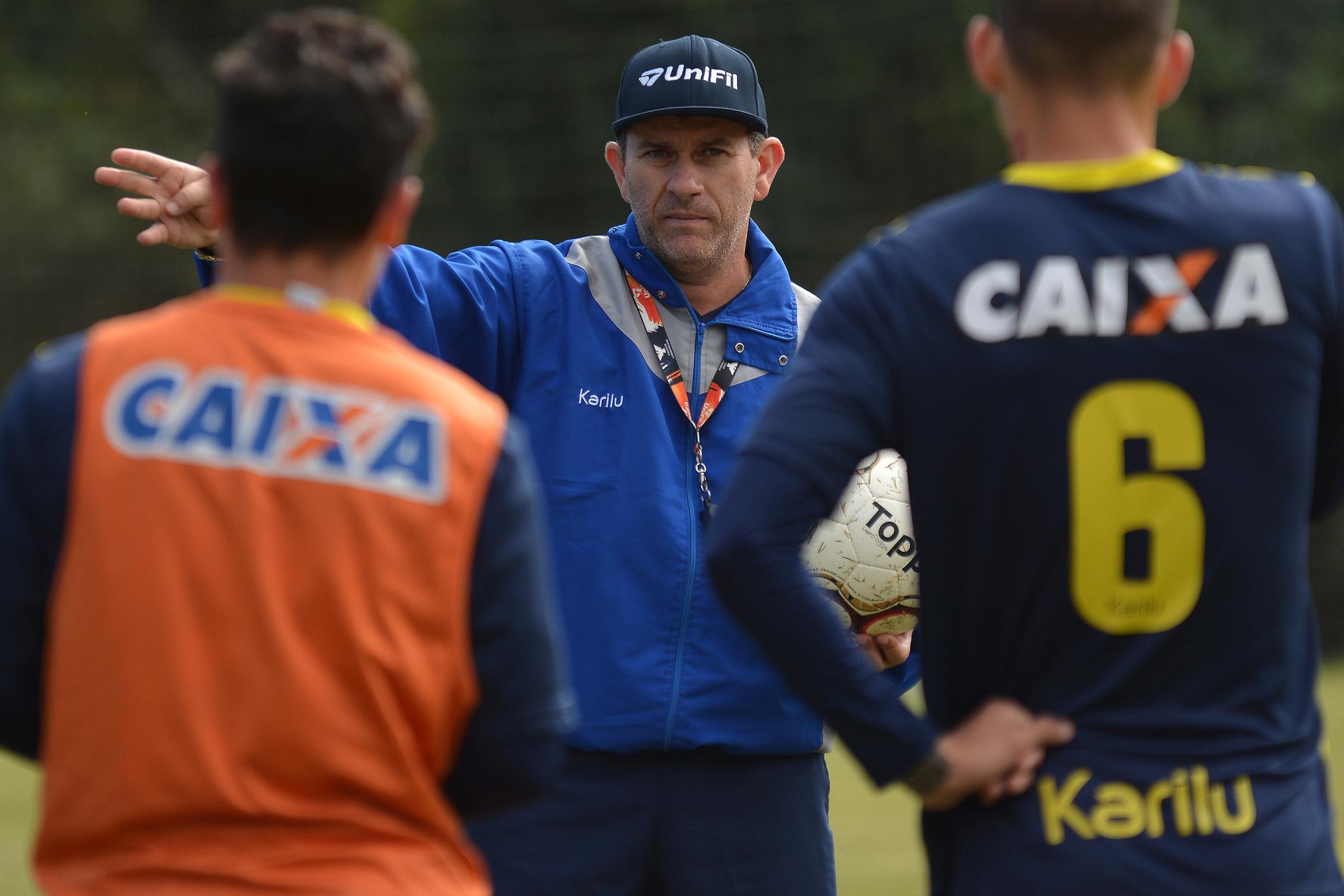 Londrina - Claudio Tencati - Foto Gustavo Oliveira Londrina Esporte Clube