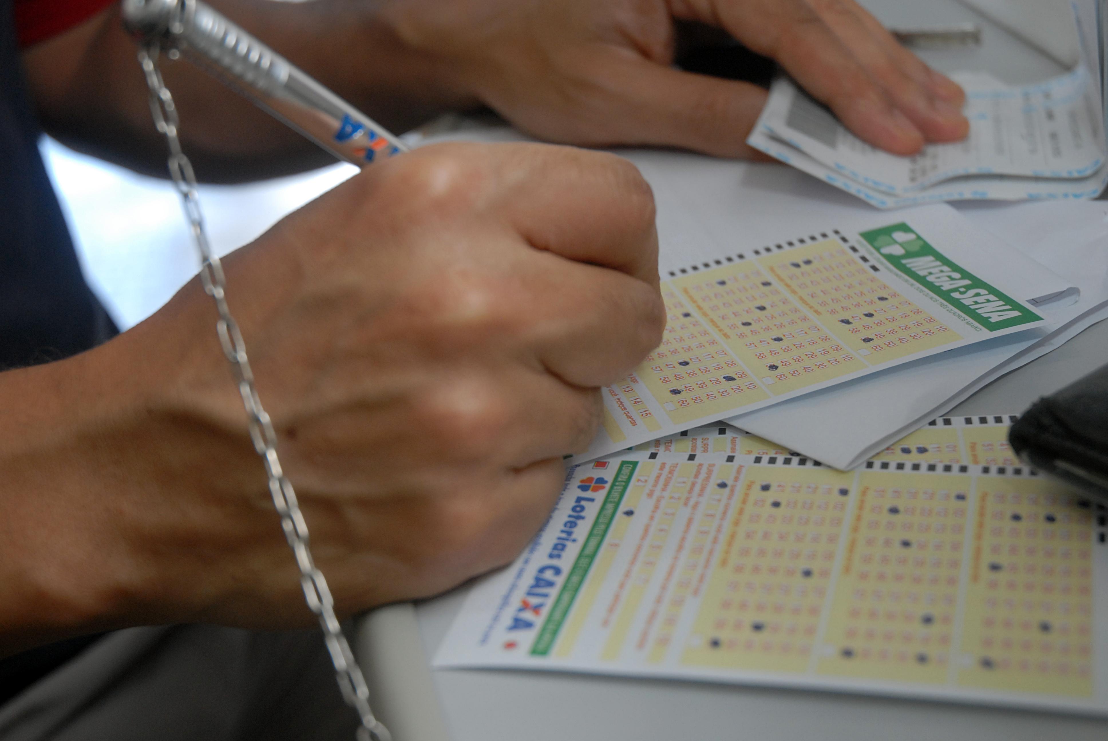 Loterias da Caixa - Foto Agência Brasil