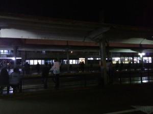 Terminal Central - Foto Gustavo Oliveira/Você é o Repórter
