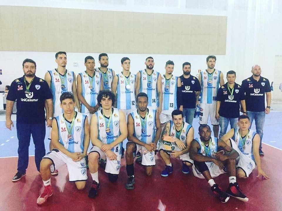 Londrina/Unicesumar/FEL - vice-campeão da Taça Paraná 2017 - Foto: Divulgação