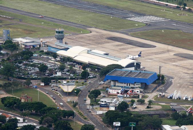 Aeroporto de Londrina Foto Divulgação
