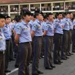Alunos do Colégio da Polícia Militar - Foto Divulgação