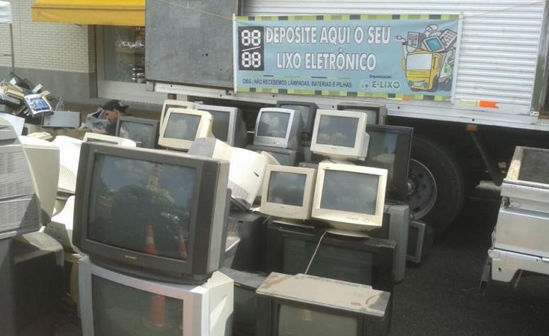 e lixo Foto Divulgação