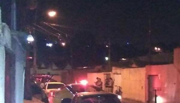 Eder Cesar da Silva - assassinato no conjunto Pindorama - Foto WhatsApp Paiquerê