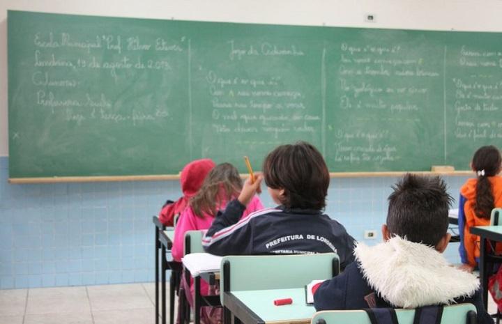 Escola Alunos Rede Municipal - Foto: Prefeitura de Londrina