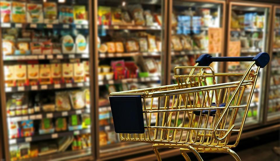Mercado - Cesta Básica - Foto Pixabay