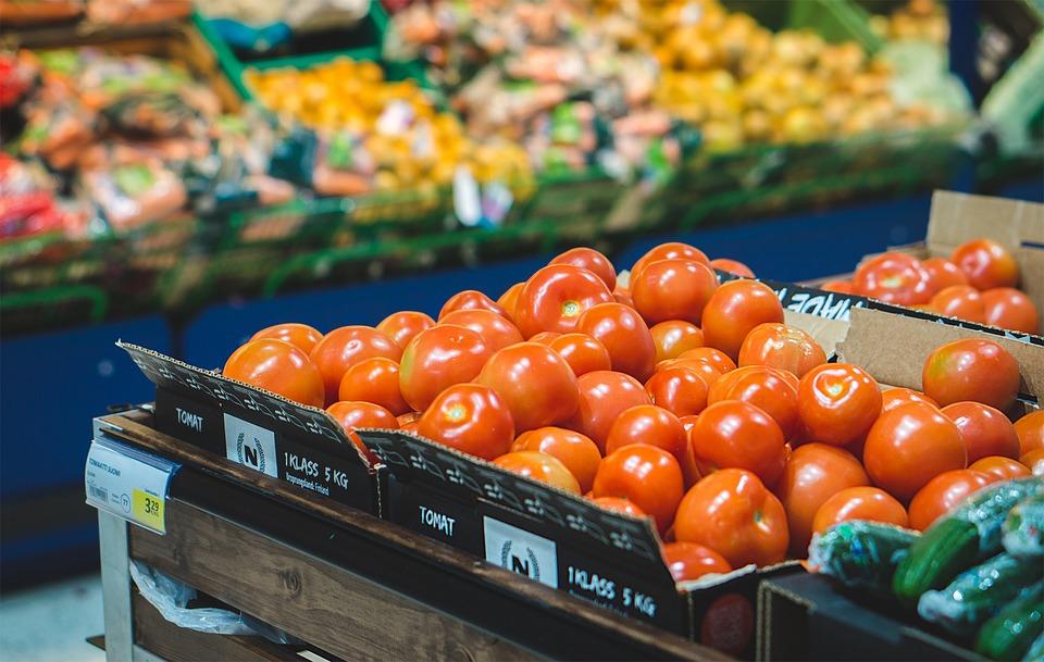 Mercado - Cesta Básica - Foto Pixabay'