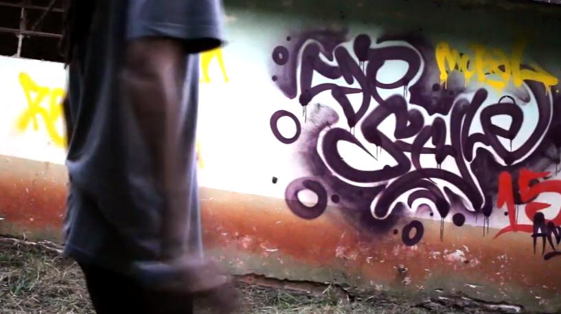 Grafite - Cap Style Crew - Foto: Reprodução/YouTube
