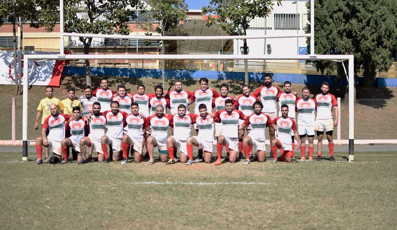 Pé Vermelho Rugby Clube Londrina - Foto: Divulgação