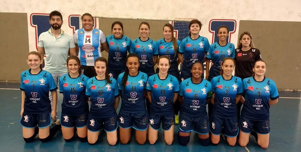 Londirna Futsal - Foto Divulgação