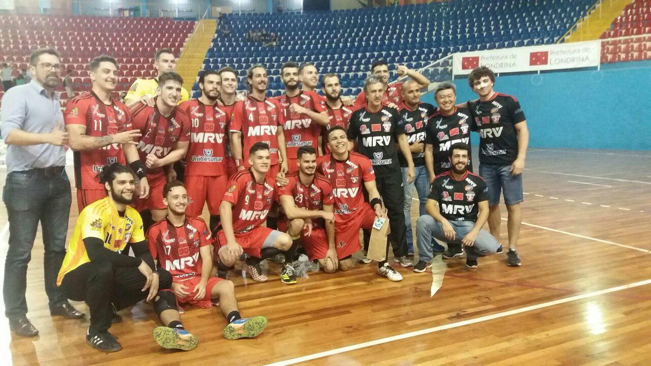 Londrina Handebol - Liga Nacional 2017 - Foto Divulgação