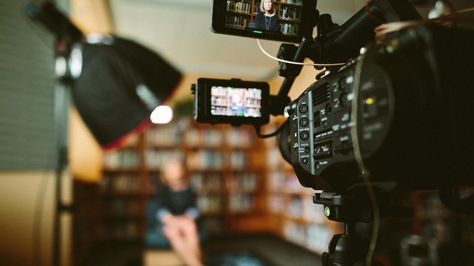 Câmera Filme - Foto Pixabay