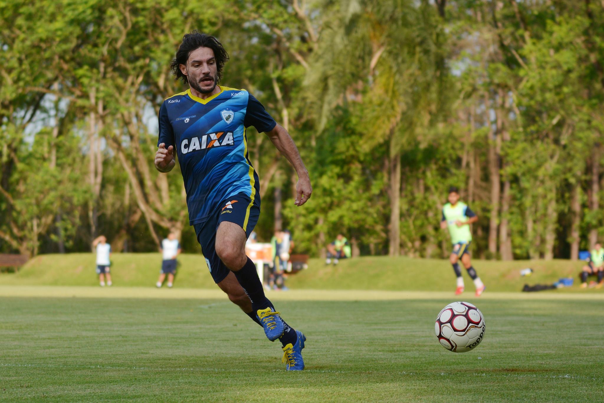 Londrina tem 44% de aproveitamento na competição. Foto: Gustavo Oliveira/Londrina Esporte Clube