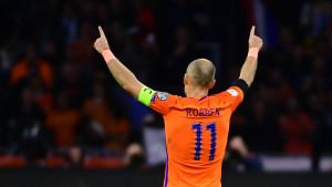 Robben - Holanda