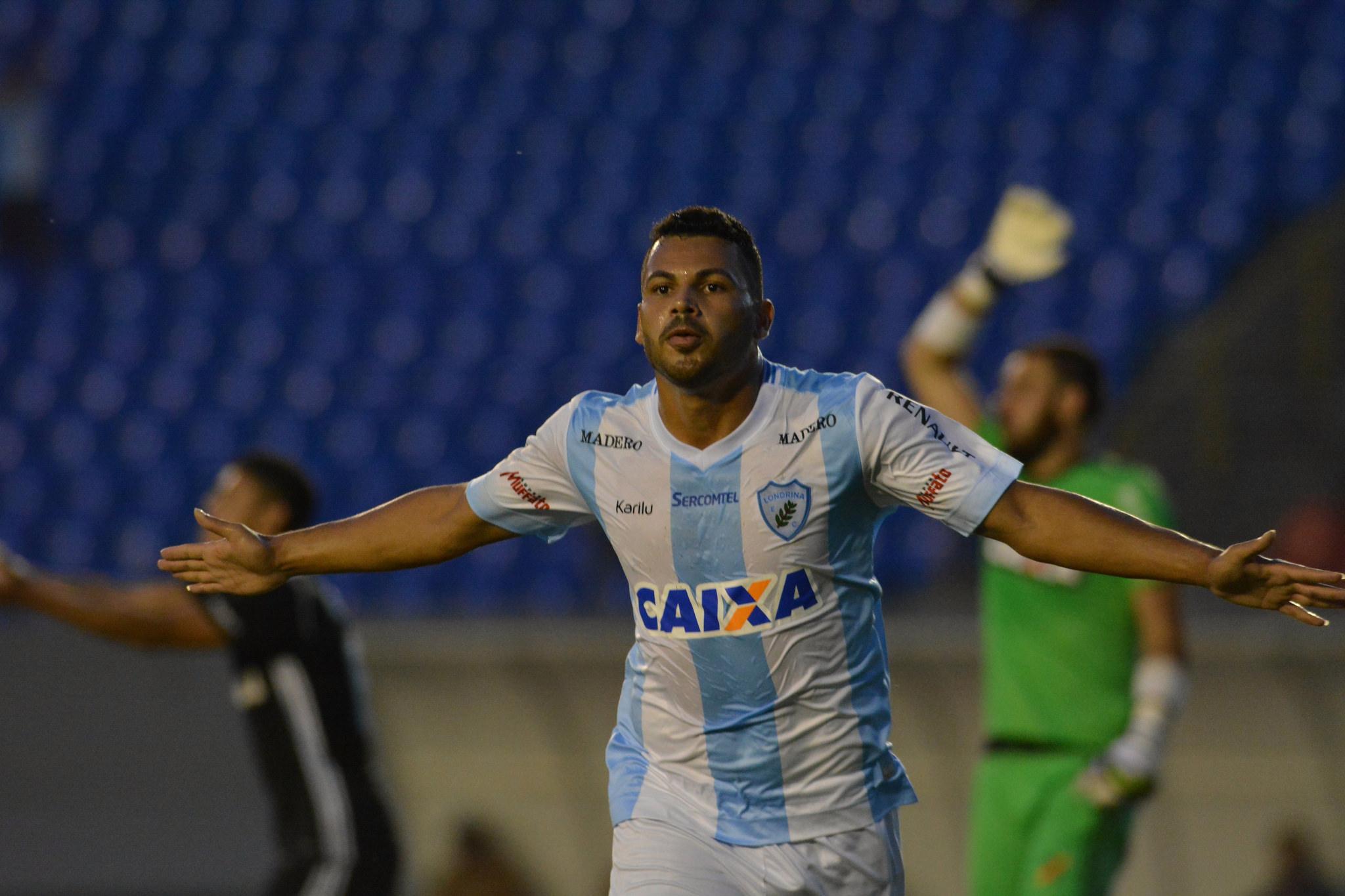 Carlos Henrique Foto Gustavo Oliveira Londrina Esporte Clube